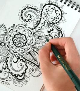 Zeichnen Medidativ1